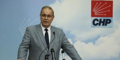 Chp Genel Başkan Yardımcısı Öztrak: Erken Seçim Peşinde Değiliz