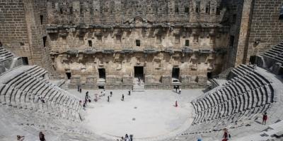 Tarihin Görkemli Tanığı: Aspendos