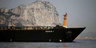 ABD'nin El Koymak İstediği İran Tankerini Cebelitarık Serbest Bıraktı