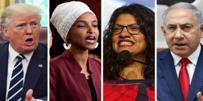 İsrail'in ABD'li Müslüman Vekillere Yönelik Ülkeye Giriş Yasağına Tepki Yağıyor