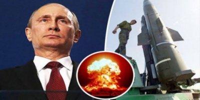 Rusya Lideri Putin'den Flaş ABD Talimatı