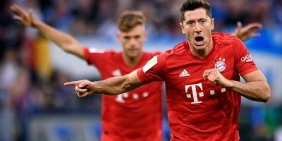 Bayern Münih Sezonun İlk Galibiyetini Aldı