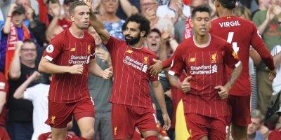 Liverpool, Arsenal'i Salah İle Yendi