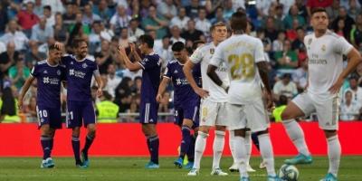 Real Madrid'den İkinci Haftada Puan Kaybı