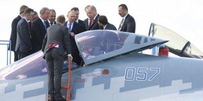 Su-57 Mesajı: F-35'ler Konusunda ABD Şu Andaki Tutumunu Devam Ettirirse Başımızın Çaresine Bakacağız