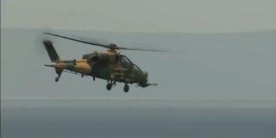 51. T129 Atak Helikopteri TSK'ya Teslim Edildi