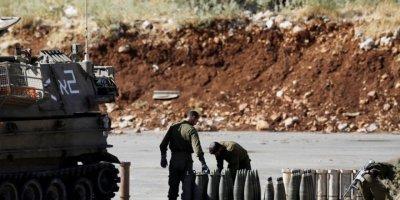 İsrail'den Lübnan'a Misilleme Füze Saldırısı