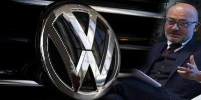 Ferit Şahenk'e Volkswagen Şoku