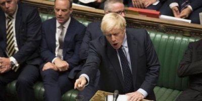 İngiltere'de Boris Erken Seçim İstedi
