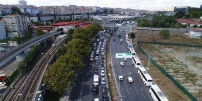 Otogarda Okula Dönüş Yoğunluğu: 3 Kilometrelik Kuyruk