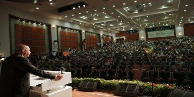 Cumhurbaşkanı Erdoğan: İmam Hatipler Altın Çağında
