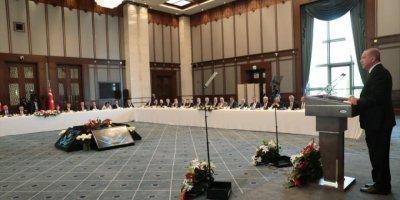 Büyükkılıç: Büyükşehir Belediye Başkanları Toplantısında Whatsapp Grubu Kurulması Görüşü Öne Çıktı