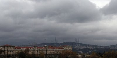Marmara'da Yer Yer Fırtına Bekleniyor
