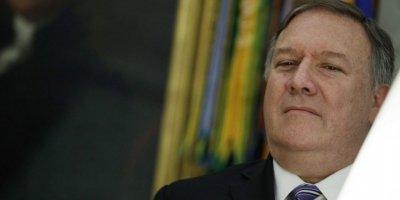 Pompeo, Suudi Petrol Tesisleri Saldırısında İran'ı Suçladı