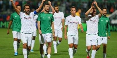 Konyaspor İkinci Yarıda Güldü