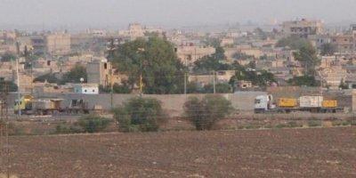 ABD Konvoyu Suriye'den Irak'a Geçiş Yaptı