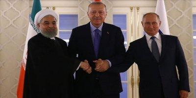 Cumhurbaşkanı Erdoğan: Suriye'de Kalıcı Çözüm Bulunması Noktasında Tam Mutabakat İçindeyiz