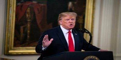 ABD Başkanı Trump: Bu İşin Arkasında İran Var Gibi Gözüküyor