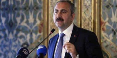 Adalet Bakanı Gül'den Çok Sert FETÖ Açıklaması