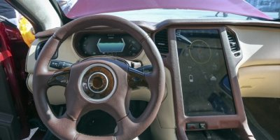 Yerli Ve Milli Otomobiller İle Otonom Sistemler Teknofest'te