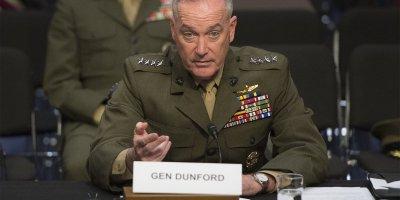 ABD GENELKURMAY BAŞKANI JOSEPH DUNFORD: ''SON YILLARDA NATO RUSYA'YA KARŞI ASKERİ ÜSTÜNLÜĞÜNÜ KAYBETTİ''
