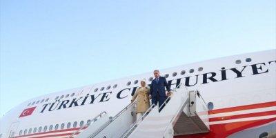 Erdoğan ABD'ye Ulaştı