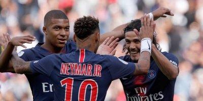 PSG'de Sakat Futbolcular İyileşti
