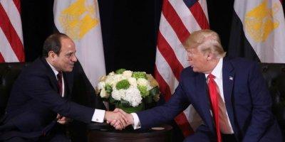 Trump'tan Sisi'ye Destek: Herkese Karşı Gösteri Oluyor, Obama'ya Karşı Bile Gösteri Oldu