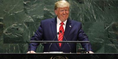 Trump BM Genel Kurulu'nda Konuştu: Gelecek Küreselleşmecilerin Değil, Vatanseverlerin Olacak