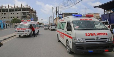 Somali'de Türkiye Maarif Vakfı'na Ait Araca Bombalı Saldırı