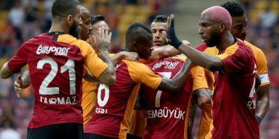 Galatasaray Derbide İç Saha Performansına Güveniyor