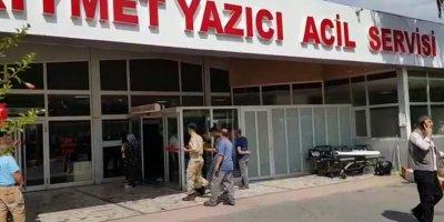 Hatay'da askeri araç devrildi: 2 şehit, 5 yaralı
