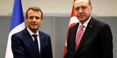 Fransa ile Türkiye arasında telefon diplomasisi