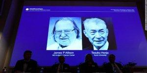 Nobel Tıp Ödülü kanser araştırmacılarına