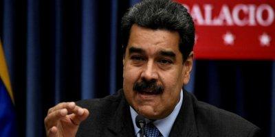 MADURO'DAN ABD'YE AĞIR SUÇLAMA