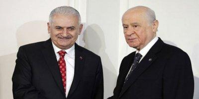 Meclis Başkanı Yıldırım'dan Bahçeli Ziyareti sonrası açıklama