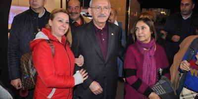 Kılıçdaroğlu çifti 'Müslüm' filmini izledi