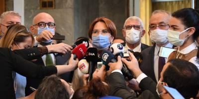 Akşener'den Ümit Özdağ Yorumu: Partimize Saldırı Olacağını Biliyordum