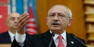 Kılıçdaroğlu'ndan AYM Kararını Tanımayan Mahkeme Başkanına Tepki