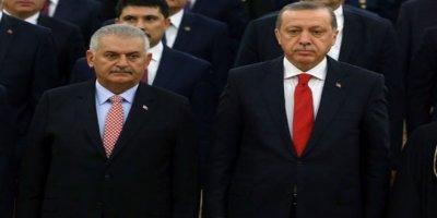 Erdoğan: Binali Yıldırım'ın istifasına gerek yok