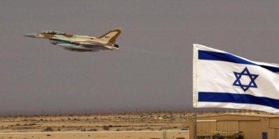 'İsrail ordusu, Suriye uçaksavar füzesini vurmak için hava savunma sistemlerini çalıştırdı'