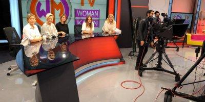 Artık kadınlar için bir TV kanalımız var: Woman TV - Doğan Satmış