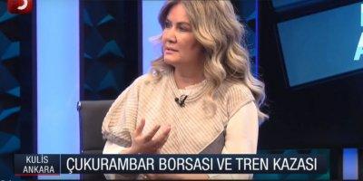 Çukurambar Borsası Tv5'te masaya yatırıldı!