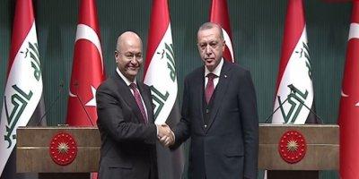 Erdoğan'dan terörle mücadelede iş birliği mesajı