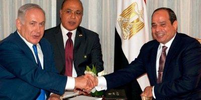 Sisi: İsrail ile geniş bir yardımlaşma içindeyiz