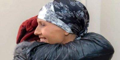 Kanserle Mücadele Eden Esma Esad'ın Yeni Fotoğrafları Yayınlandı