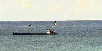 Samsun açıklarında gemi battı: 7 mürettebat kurtarıldı, 6 kişi yaşamını yitirdi