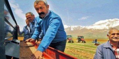 Komünist Başkan HDP'lilerin hedefinde