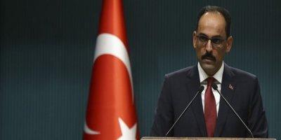 İbrahim Kalın'dan Trump'a yanıt: Suriyeli Kürtleri PKK ile bir tutmak ölümcül bir hatadır