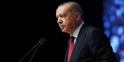 Cumhurbaşkanı Erdoğan: Suriye'deki Güvenli Bölge Türkiye Tarafından Oluşturulacak